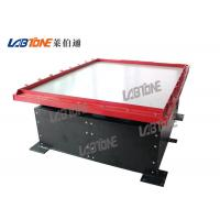 Buy cheap 500Kg Load Mechanical Shaker Table For VIbration Test Frequency 2-5Hz (120-300RPM) from wholesalers