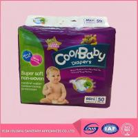 Buy cheap China manufacturer supplier wholesale disposable sleepy baby diapers from wholesalers