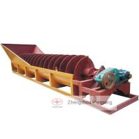 Buy cheap XL Series Spiral Sand Washing Machine For Clay With Sand from wholesalers