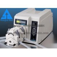 Buy cheap High Flow Rate Peristaltic Pump Micro Brewing Equipment For Steroid Injectable Oils from wholesalers