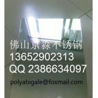 polished stainless steel sheet mirror
