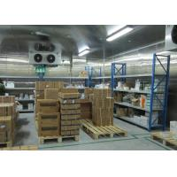 Buy cheap Customized Sized Cold Room Food Storage 220v 380v For Onion / Tomato from wholesalers