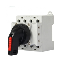 Buy cheap TUV CE 40amp 4Pole Electrical Isolating Switch from wholesalers