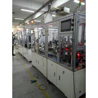 China Door Lamp Switch Assembly Line Automation Equipment , Car Assembly Equipment 2.5kw on sale