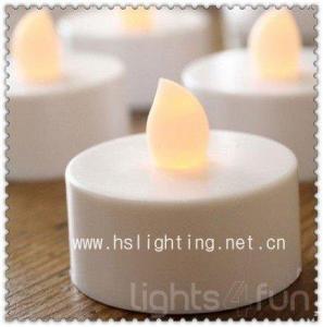 Buy cheap Flameless LED Tea Light Candle product