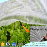 Buy cheap 2017 best sell PP Spunbonded Non-Woven Fabric for Agriculture with 3% UV from China from wholesalers
