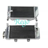 Buy cheap Custom Motorcycle Racing Aluminium Radiator For HONDA CRF250R/X 2004-2007 from wholesalers