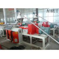 Buy cheap WPC Deck Plastic Profile Extrusion Line from wholesalers