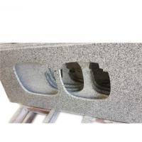 Buy cheap Natural Granite Tile Over Laminate Countertop For Kitchen Bathroom from wholesalers
