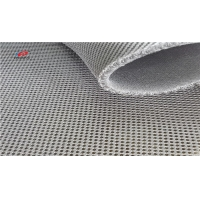 Buy cheap 155CM Width 230G/M2 3mm Thickness 3D Spacer Air Mesh Fabric from wholesalers