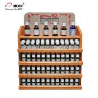 Buy cheap Optimise Sales Wooden Display Stands Body Oil Essential Oil Display Rack from wholesalers