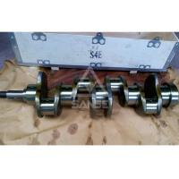 Buy cheap S4E Engine Crankshaft ,  forged steel crankshaft for Mitsubishi Engine parts from wholesalers