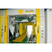 Buy cheap Automatic Tunnel car wash machine from wholesalers
