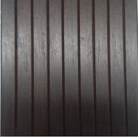 Buy cheap Chocolate Color Bamboo Plywood Sheets , Interior Wood Paneling Easy Installation from wholesalers