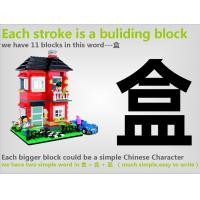 Buy cheap Survival Chinese Lesson To Learn 2 Strokes Chinese Characters from wholesalers