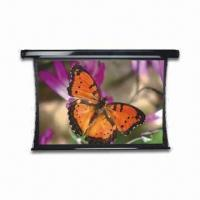 Buy cheap Tubular Motorized Projection Screen with Fast Speed and Large Capacity from wholesalers