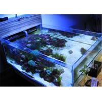 Buy cheap 30mm Transparent Acrylic Aquarium Tanks From UK For Home Decorative from wholesalers