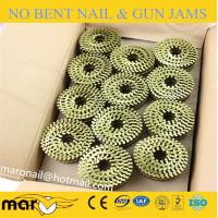 Buy cheap wholesale price brass wire welded wooden pallet coil nails from wholesalers