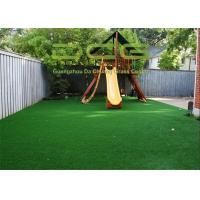 Buy cheap Water - Saving Artificial Grass For Playground Offer Falls Shock Proofing from wholesalers