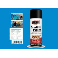Buy cheap Diamond Blue Color Custom Spray Paint Resists Fading For Interior And Exterior from wholesalers