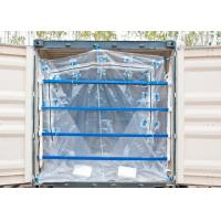 Buy cheap PE Dry Bulk Container Liner/Zipper Spout from wholesalers