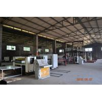 Buy cheap 3 Ply 5 Ply Corrugated Cardboard Production Line With 150m/min-180m/min Speed from wholesalers