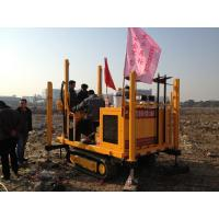 Buy cheap DYLC 2017 New model Hydraulic roller static cone penetrometers CPT truck from wholesalers
