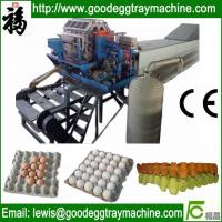 Buy cheap Recycled Paper Egg Tray Making Machinery from wholesalers