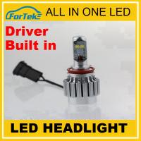 Buy cheap All in one CREE H9 led headlight Bulb Lamp 5500K product