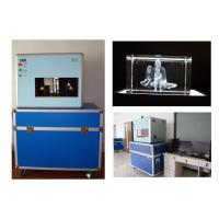 Buy cheap High Speed 3D Laser Engraving Machine 220V 50HZ or 110V 60HZ Powered from wholesalers