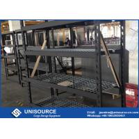 Buy cheap Adjustable Warehouse Storage Racking 1955 X 609 X 1828Mm With Interlocking Wire Decks from wholesalers