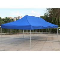 Buy cheap Blue 3x6 Pop Up Gazebo Canopy Screen Printing Easy Carry For Market Advertising from wholesalers