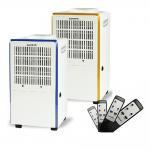Buy cheap Refrigerative Commercial Grade Dehumidifier , Commercial Size Dehumidifier 58L / Day from wholesalers