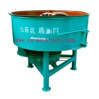 Buy cheap Hot sale 350L mini automatic control pan type concrete mixer machine JQ350 from wholesalers