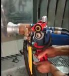 Buy cheap metal wire arc spray gun , arc coating paint gun,thermal spray gun from wholesalers
