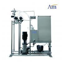 Buy cheap WIP Wash In Place Bin Washing Station PS Pump Station For Solid Dosage Production Line from wholesalers