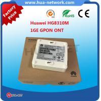 Buy cheap Plastic small white Original brand new Huawei Echo Life 1GE GPON ONU/ONT HG8310M FTTH ONU/Fiber optic ONU product