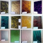 Buy cheap Art Cabinet Door Glass from wholesalers