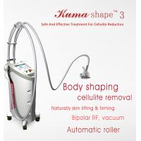 Buy cheap fat reduce Radio frequency ultrasonic liposuction Cavitation RF Bslimming machines beauty equipment slimming massager from wholesalers