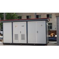 Beautiful Appearance Box Type Substation / Compact Transformer Substation