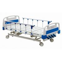Buy cheap Temporary Manual Hospital Bed Equipment With Four Revolving Crank 700 mm Height product