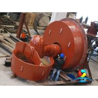 Buy cheap Electric Driven Marine Propulsion Systems 1380N.m Bronze Azimuth Thruster from wholesalers