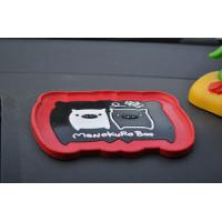 Buy cheap Transparent and blue car sticky pad with Ultra Smooth Surface from wholesalers