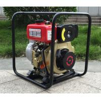 Buy cheap 6 Inch diesel irrigation water pump agriculture , 3600r / min diesel powered water pumps from wholesalers