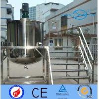 Buy cheap Bright Stainless Fermentation Tank , Jacketed Brite Tank Brewing Equipment from wholesalers