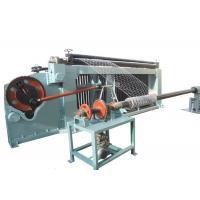 2 - 4mm Wire Diameter Gabion Mesh Machine New Design High Corrosion Resistance