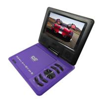 Buy cheap 7inch Portable Dvd Games Player / Evd Player / Home Dvd With Sunplus+Hitachi Solution-Cr-7028 from wholesalers