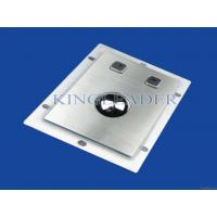 Buy cheap 38mm Panel-mount Optical Metal Trackball from wholesalers
