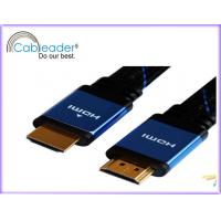 Buy cheap Flat HDMI Cable, HDMI Cable 1.4, 1080P HDMI Cables 1.4 with Ethernet HD 3D  from wholesalers