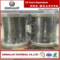 Buy cheap Bright KP/KN Bare Thermocouple Wire 1.024 Mm Bright K Nickel Alloy Wire from wholesalers